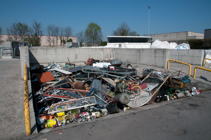 Italian Recycling center (Raee)